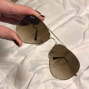 Perfect Condition Brown Ray-Bans